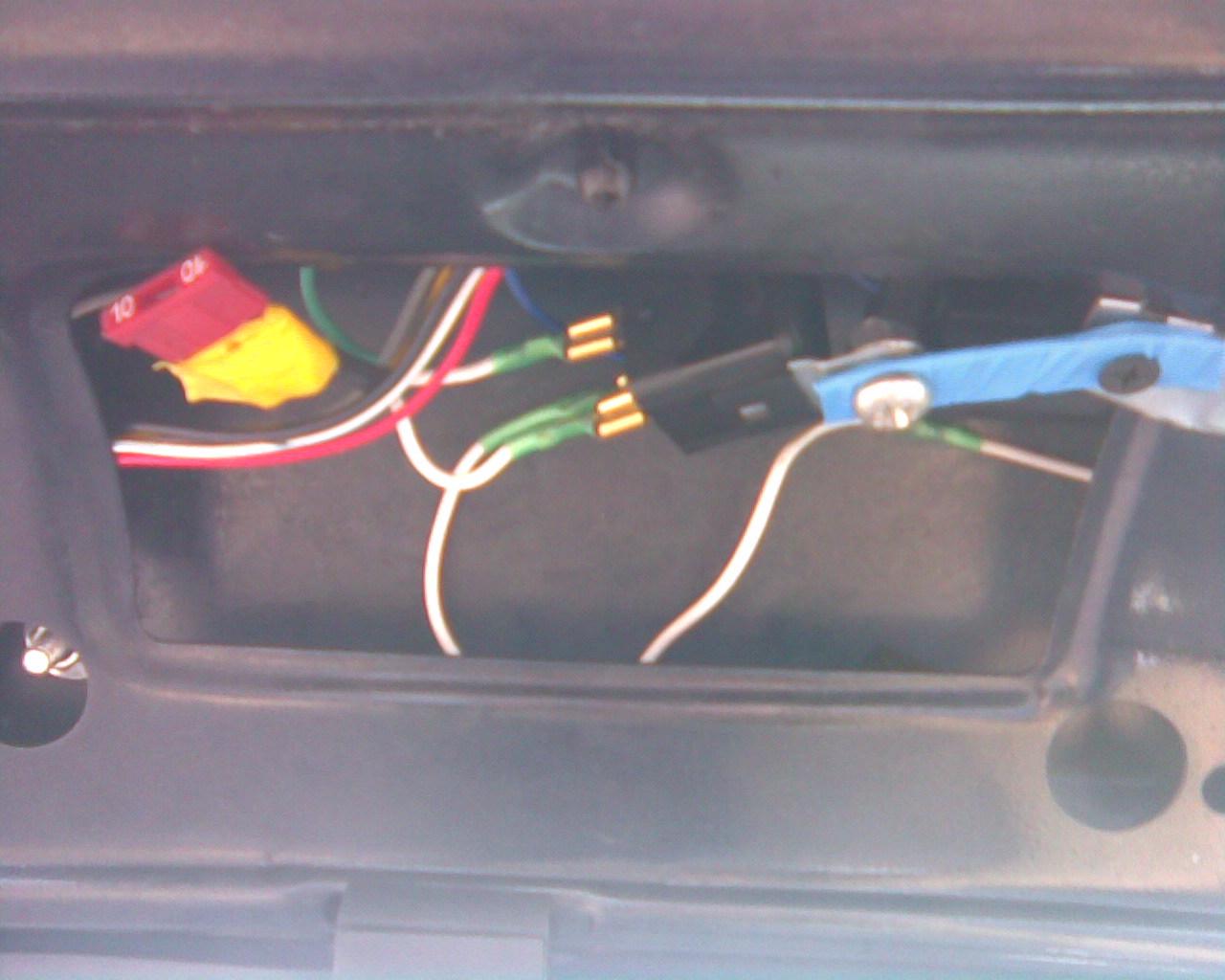 Своими руками открывание багажника
